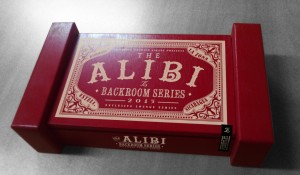 The Alibi Cigar Box