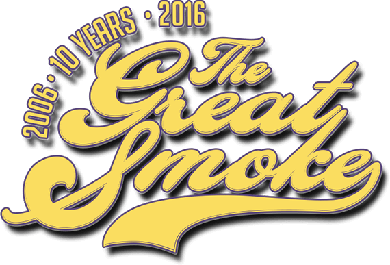 Win 2 Tickets To The 2016 Great Smoke!