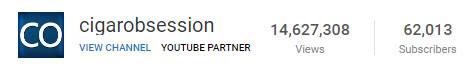 BOOM!  62,000+ YouTube Subscribers!