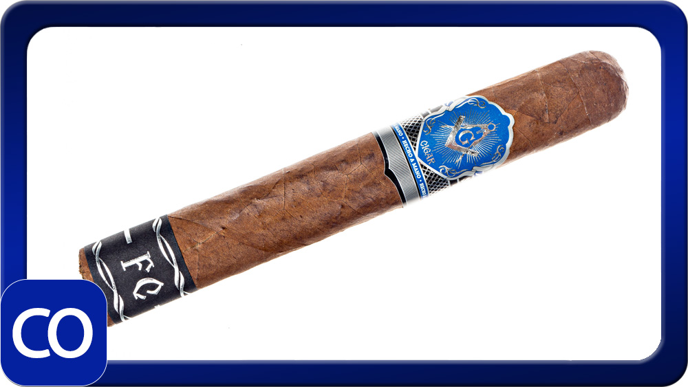 Hiram & Solomon Fellow Craft Gran Toro Cigar Review