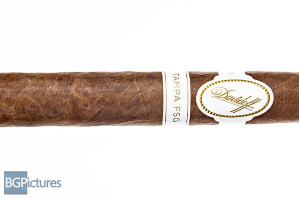Davidoff Exclusive Tampa Florida Sun Grown Cigar Review