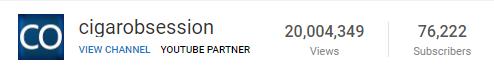 Another Milestone – 20 Million Views!