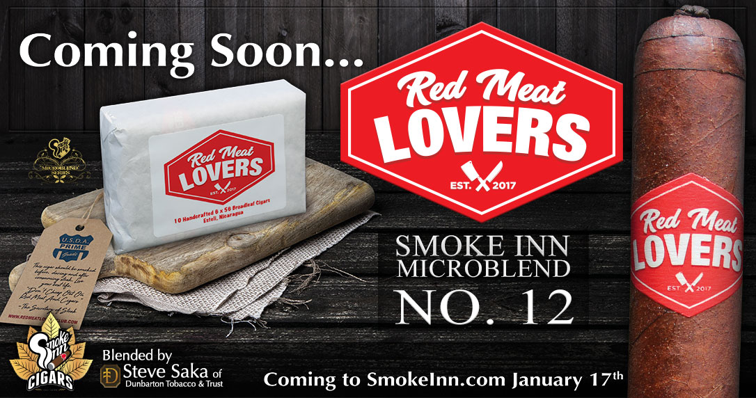Smoke Inn Announces 12th Cigar in Microblend Series