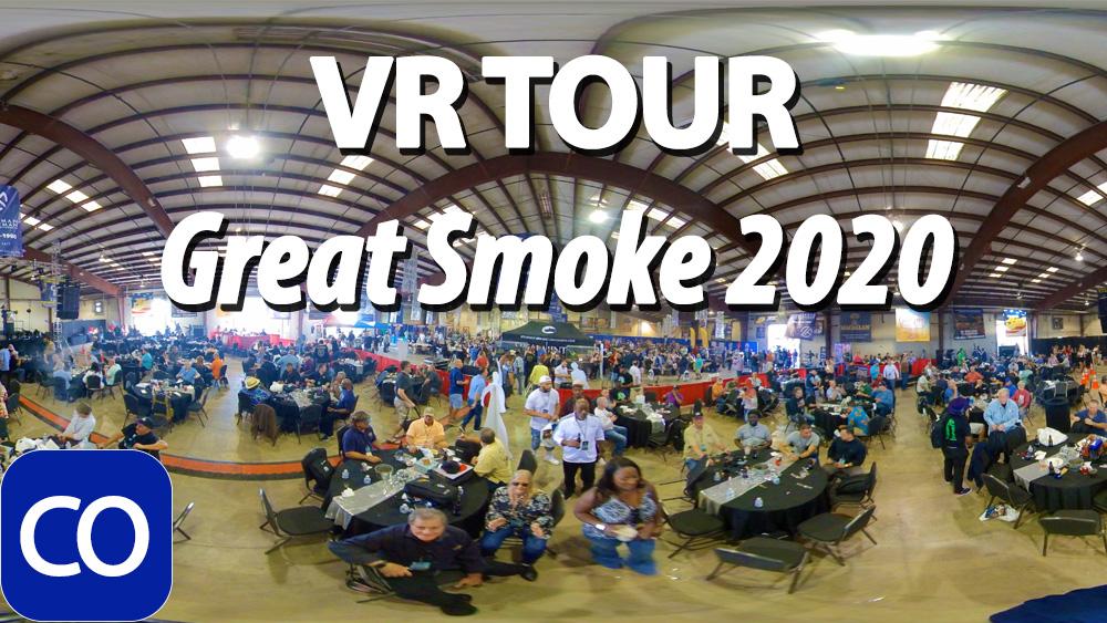 VR Tour Great Smoke 2020